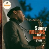 SONNY ROLLINS - The Impulse Story cover