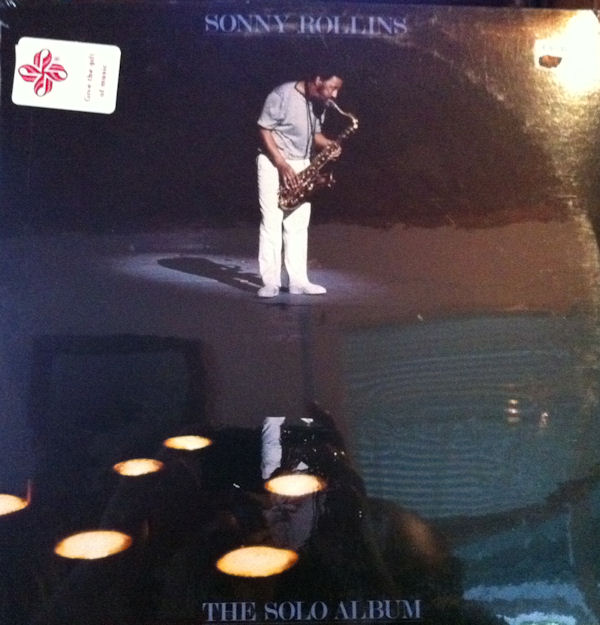 SONNY ROLLINS - The Solo Album cover