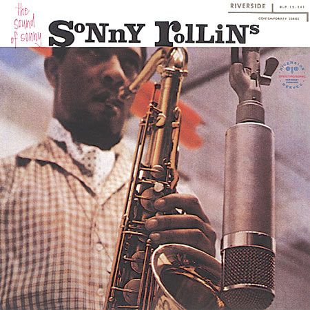 SONNY ROLLINS - The Sound of Sonny cover