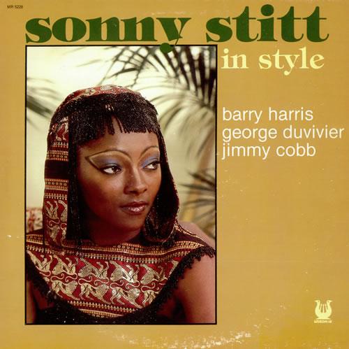 SONNY STITT - In Style cover
