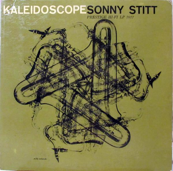 SONNY STITT - Kaleidoscope cover