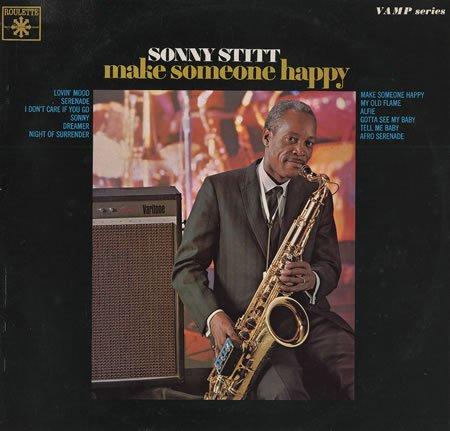 SONNY STITT - Make Someone Happy cover
