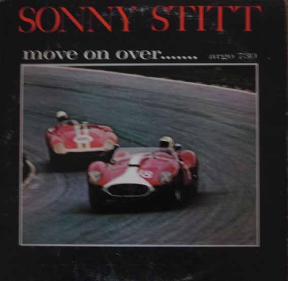 SONNY STITT - Move On Over cover