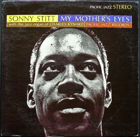 SONNY STITT - My Mother's Eyes cover