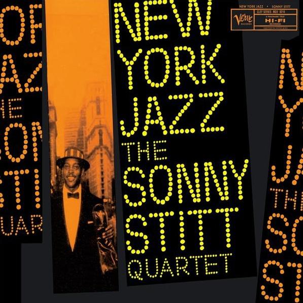SONNY STITT - New York Jazz cover