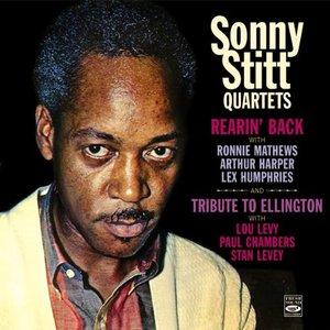 SONNY STITT - Rearin' Back & Tribute to Ellington cover