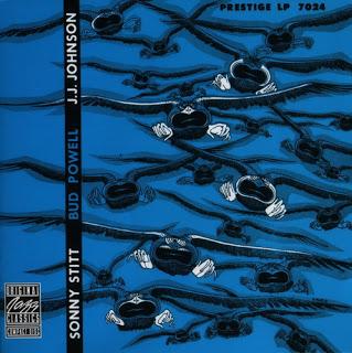 SONNY STITT - Sonny Stitt/Bud Powell/J.J. Johnson cover
