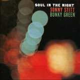 SONNY STITT - Soul In The Night (with Bunky Green) cover