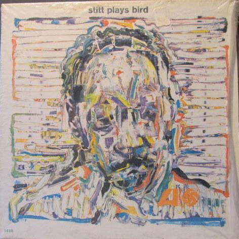 SONNY STITT - Stitt Plays Bird cover