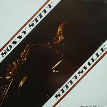 SONNY STITT - Stittsville cover