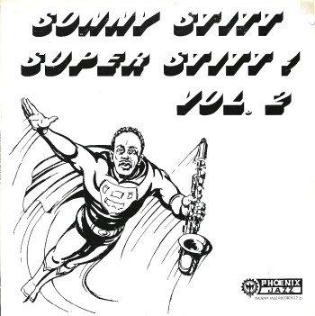 SONNY STITT - Super Stitt Vol. 2 cover