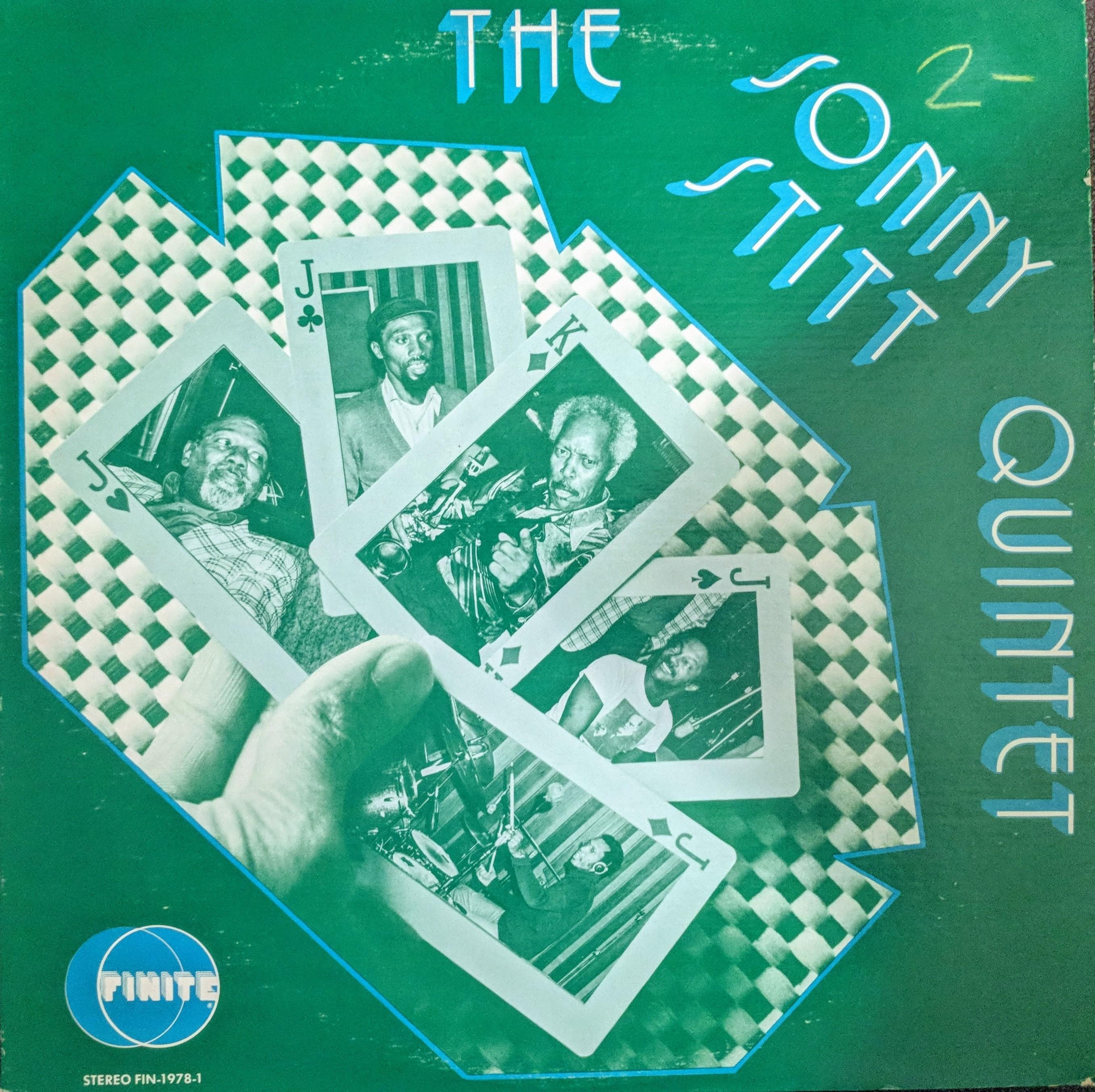 SONNY STITT - The Sonny Stitt Quintet cover