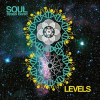 SOUL BRASS BAND - Levels cover