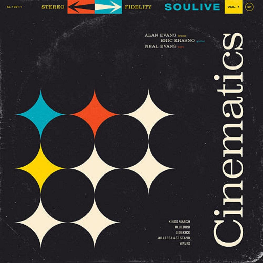 SOULIVE - Cinematics Vol. 1 cover