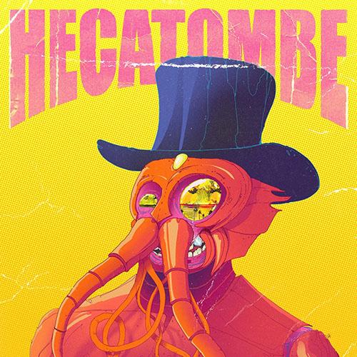 SR. LANGOSTA - Hecatombe cover