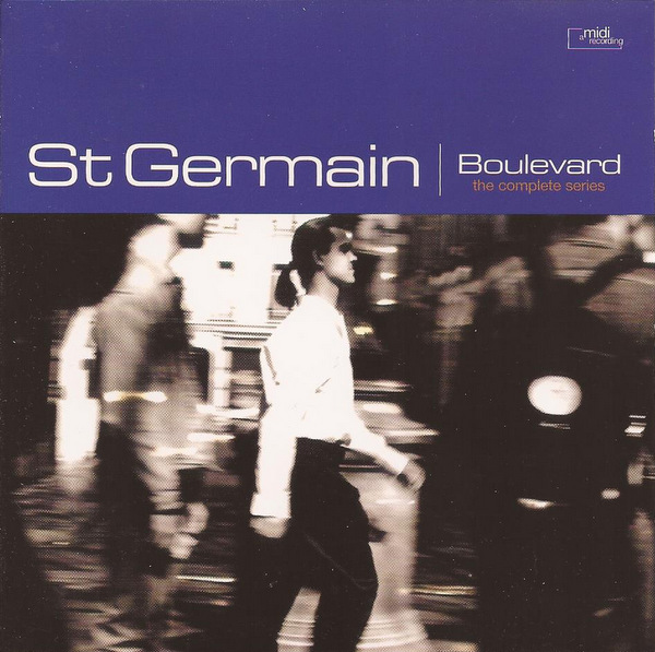 ST. GERMAIN - Boulevard cover