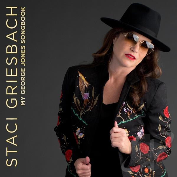 STACI GRIESBACH - My George Jones Songbook cover