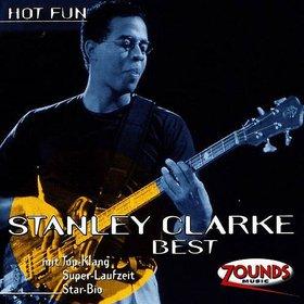 STANLEY CLARKE - Best: Hot Fun cover