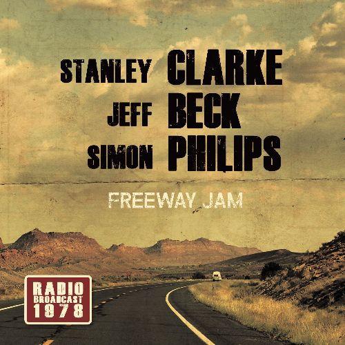 STANLEY CLARKE - Freeway Jam Radio Broadcast 1978 cover