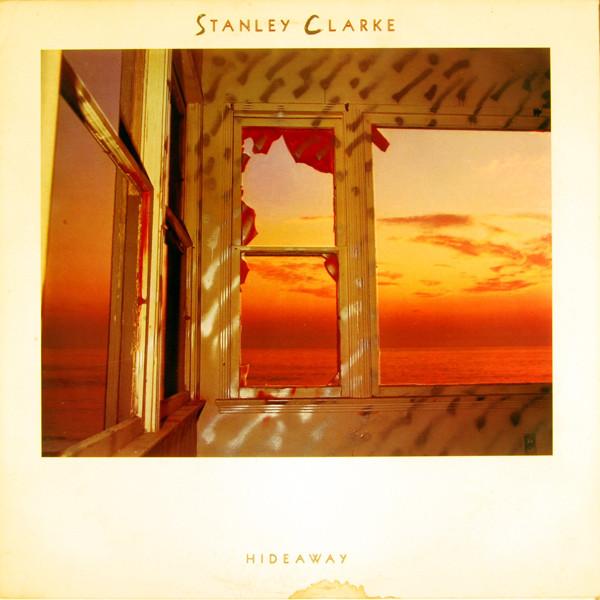 STANLEY CLARKE - Hideaway cover