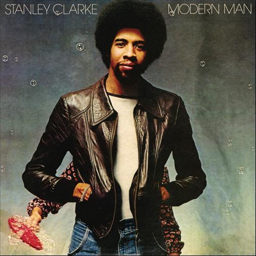 STANLEY CLARKE - Modern Man cover