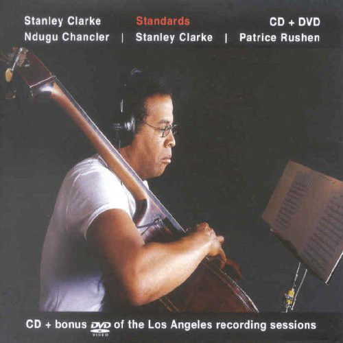 STANLEY CLARKE - Standards cover