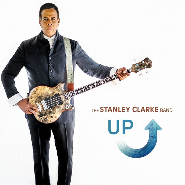 STANLEY CLARKE - The Stanley Clarke Band : Up cover