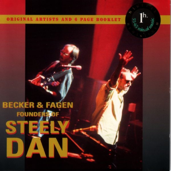 STEELY DAN - Becker & Fagen Founders Of Steely Dan cover