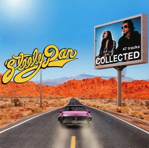STEELY DAN - Collected cover
