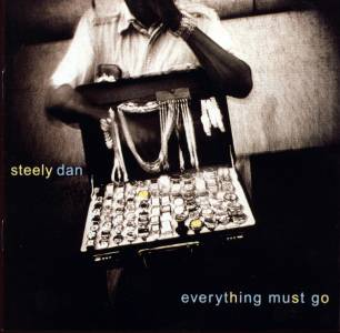 STEELY DAN - Everything Must Go cover