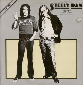STEELY DAN - + Fours cover