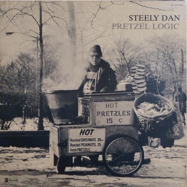STEELY DAN - Pretzel Logic cover