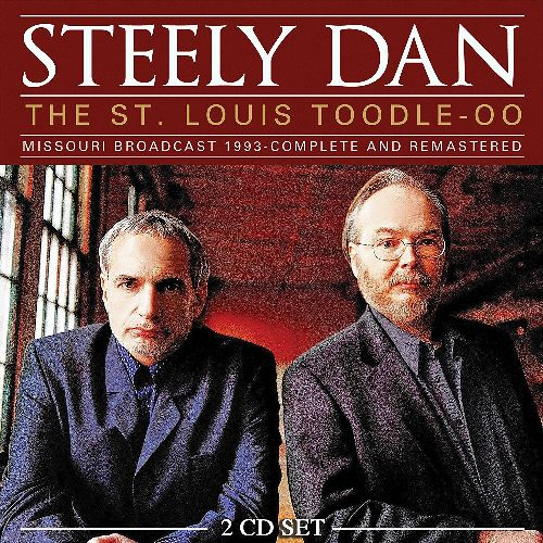 STEELY DAN - The St Louis Toodle-oo cover