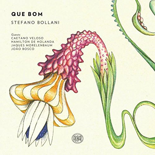 STEFANO BOLLANI - Que Bom cover