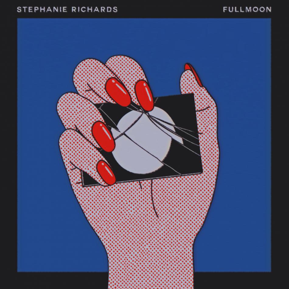 STEPHANIE RICHARDS - Fullmoon cover