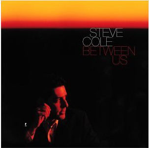 STEVE COLE - Between Us cover