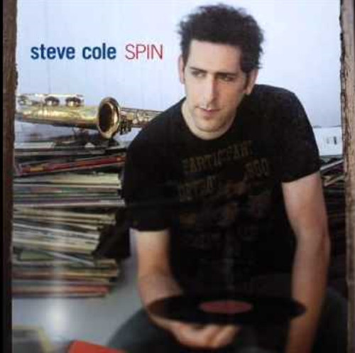 STEVE COLE - Spin cover