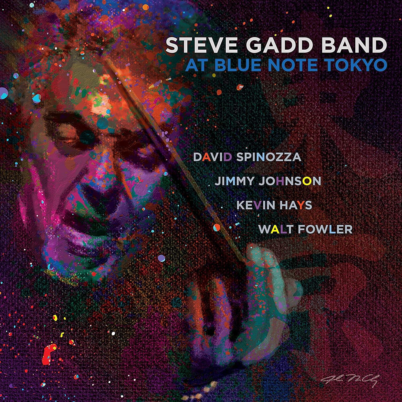 STEVE GADD - At Blue Note Tokyo cover