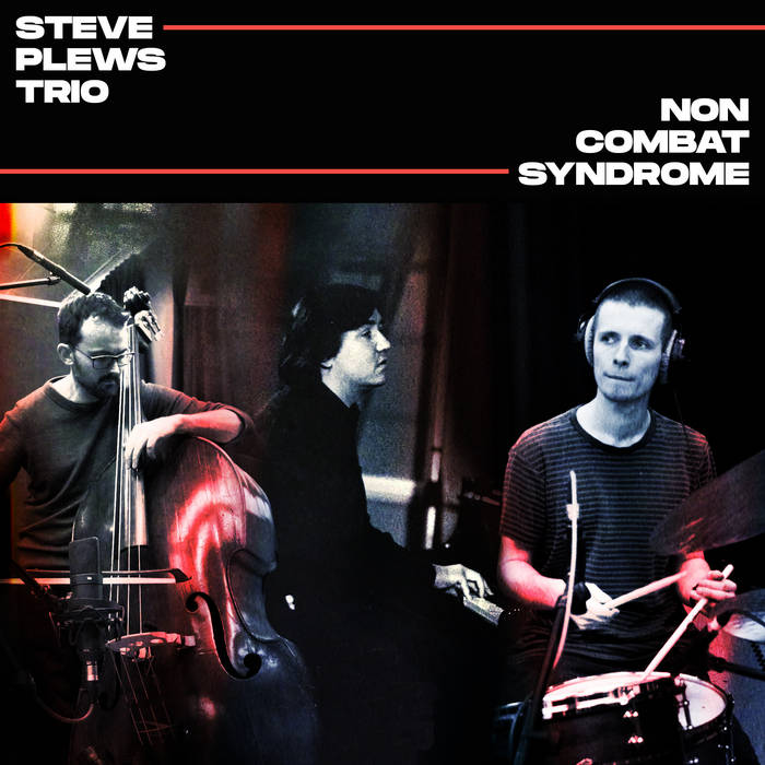 STEVE PLEWS - Steve Plews Trio : Non Combat Syndrome cover