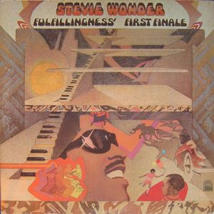 STEVIE WONDER - Fulfillingness' First Finale cover