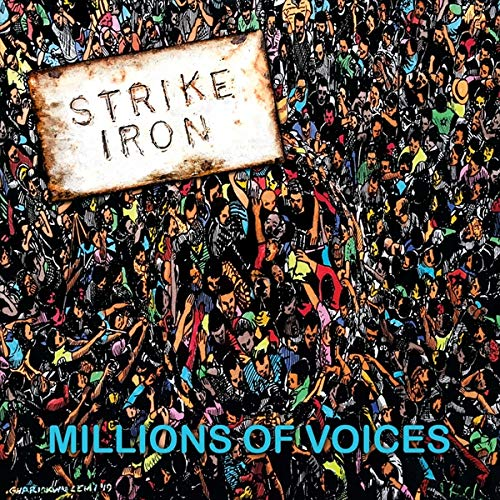 STRIKE IRON - Millions of Voices cover