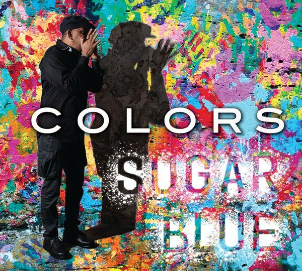 SUGAR BLUE - Colors cover