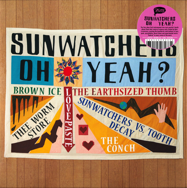 SUNWATCHERS - Oh Yeah? cover