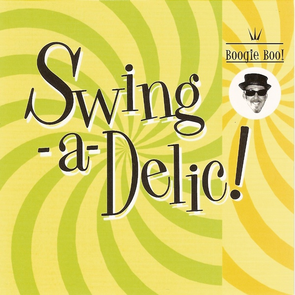 SWINGADELIC - Boogie Boo! cover