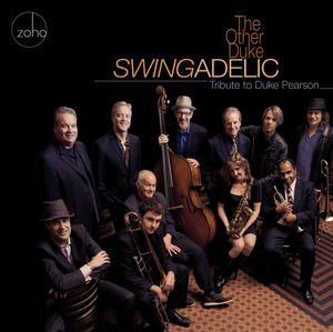 SWINGADELIC - The Other Duke: Tribute to Duke Pearson cover