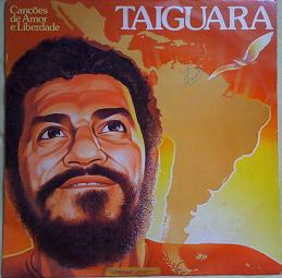 TAIGUARA - Canções De Amor E Liberdade cover