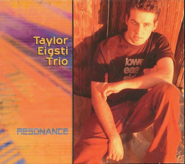 TAYLOR EIGSTI - Resonance cover