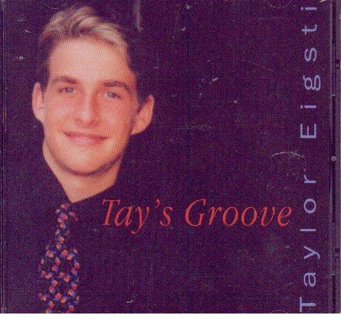 TAYLOR EIGSTI - Tay's Groove cover