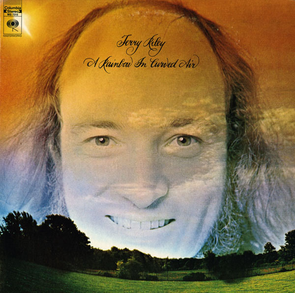 TERRY RILEY - A Rainbow in Curved Air (aka Ambient 2) cover
