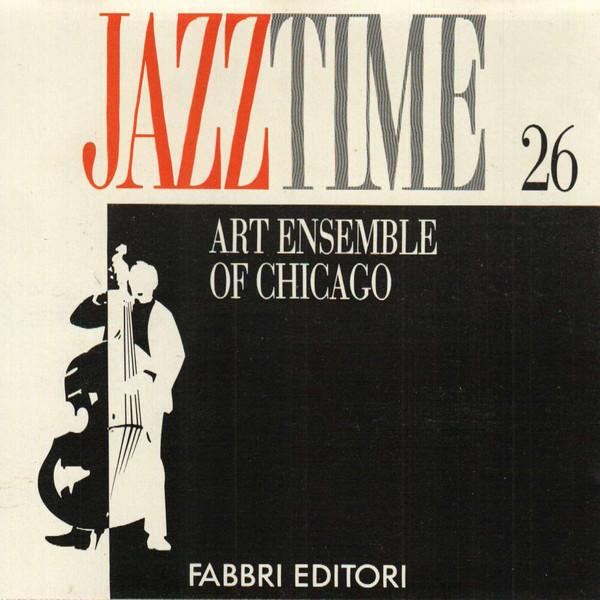 THE ART ENSEMBLE OF CHICAGO - Art Ensemble Of Chicago cover